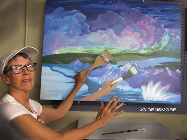 Artist Jg Densmore Art | New Orleans Art Center