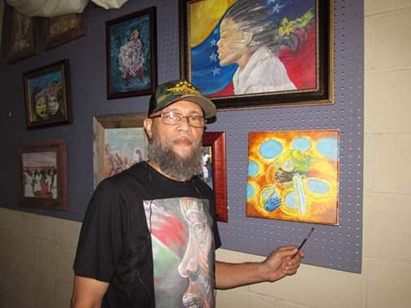 Artist Jc Anderson Art | New Orleans Art Center