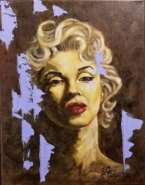 Marilyn   Original | Bjorn Brondsted