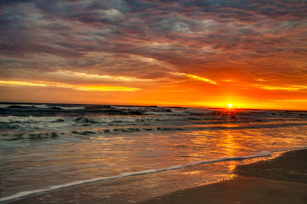 Ocean Glow Photography Art | Willard R Smith Photography