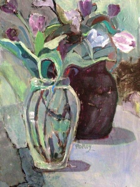 New Tulips 43 Art | PoroyArt