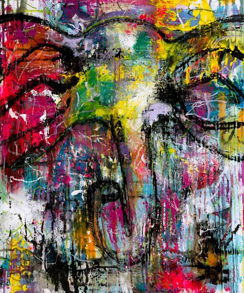 The Elephant In The Room Art | Courtney Einhorn