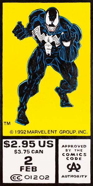 Venom 2 Art   Todd Monk Art