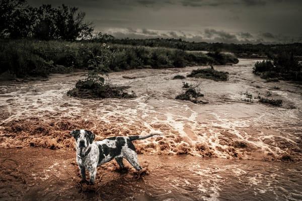 Red River Crossing Photography Art   Harry John Kerker Photo Artist