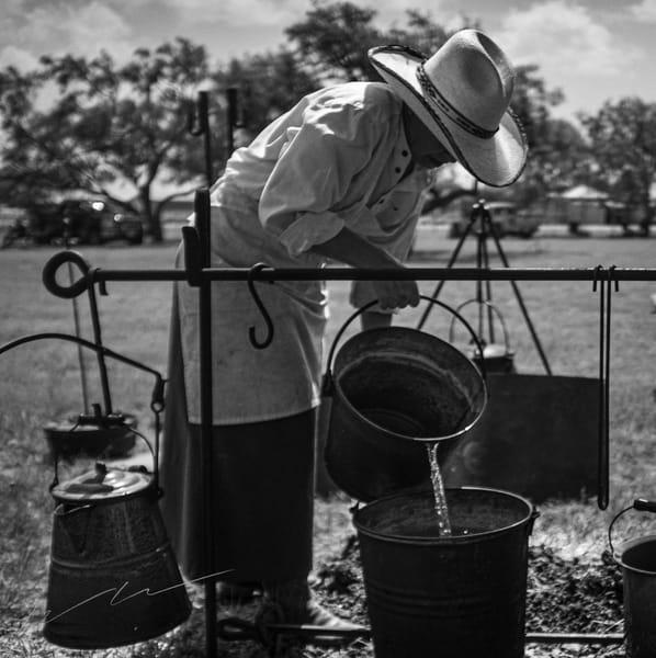 Chuck Wagon Photography Art   Harry John Kerker Photo Artist