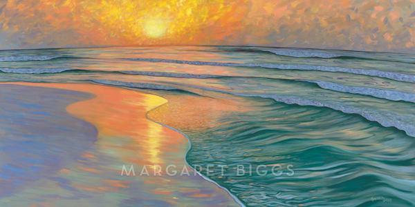 The Sun Always Rises  Art | Margaret Biggs Fine Art