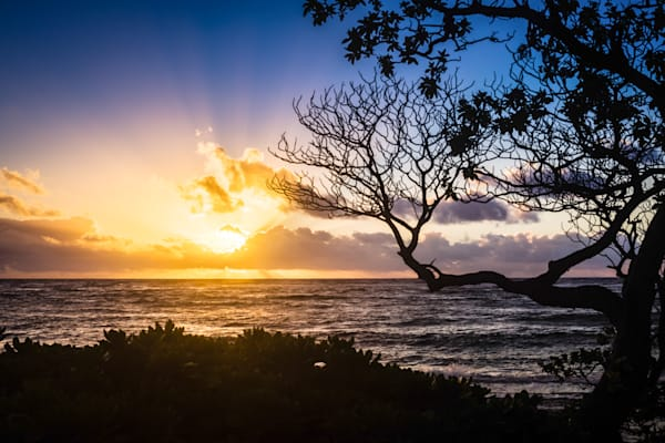 Sunrise On Kauai is a fine art photograph available for sale.