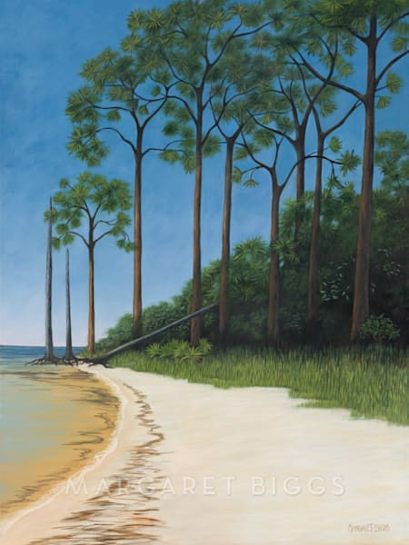 The Sound And The Silence  Art | Margaret Biggs Fine Art