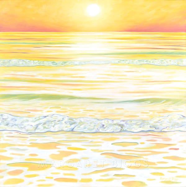 Yellow  Art | Margaret Biggs Fine Art