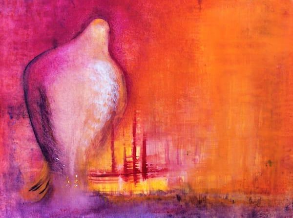 Falcon, Print  Art | Anne Reid Artist
