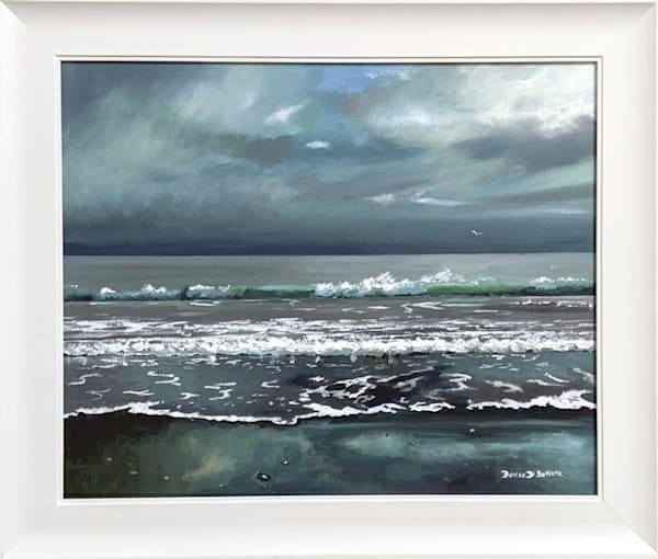 Seascape Original Painting /Denise Di Battista