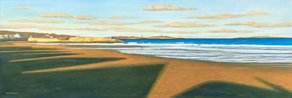 Long Beach Shadows Art | The Art of David Arsenault