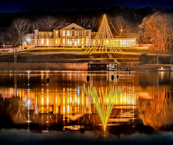 Martha S Vineyard Museum Christmas Art | Michael Blanchard Inspirational Photography - Crossroads Gallery