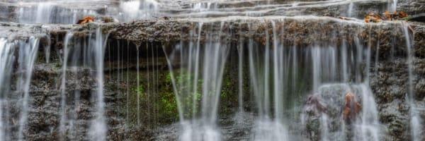 Fall Flow   Panorama Art | davinart