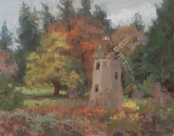 Marymoor Windmill Art | Fountainhead Gallery
