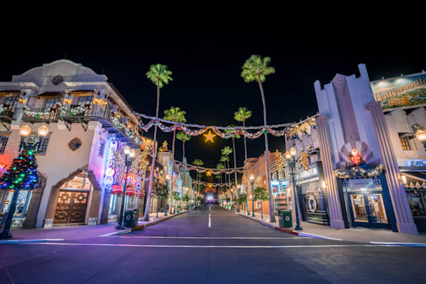 Hollywood Studios After Hours Photography Art | William Drew Photography