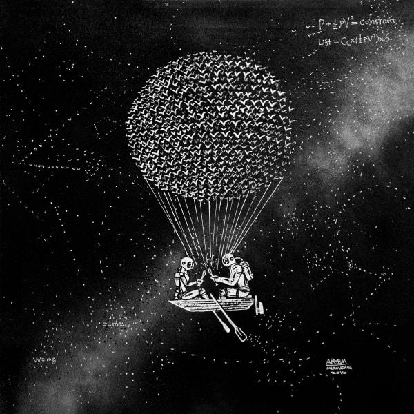 Cosmic Love2 Art | artemart
