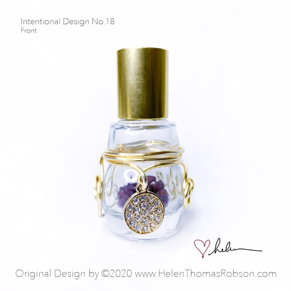 Intentional Design No. 18 Art   Captured Miracles Production, and Helen Thomas Robson byDESIGN