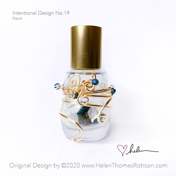 Intentional Design No. 19 Art   Captured Miracles Production, and Helen Thomas Robson byDESIGN