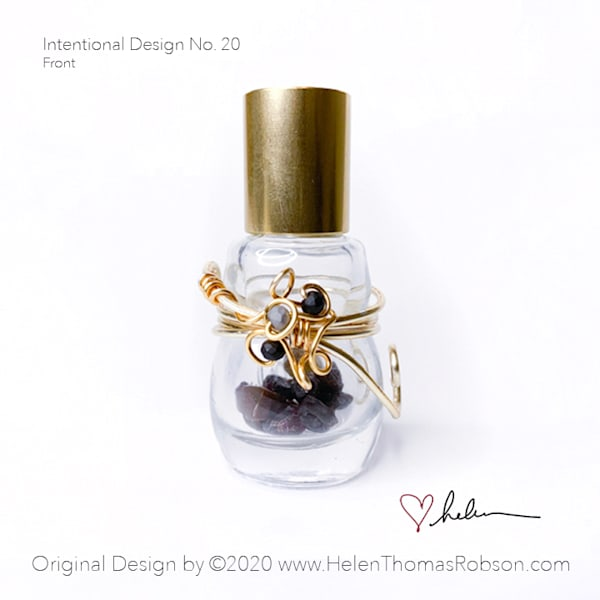 Intentional Design No. 20 Art   Captured Miracles Production, and Helen Thomas Robson byDESIGN