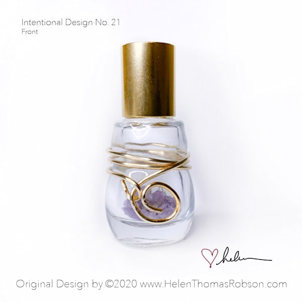 Intentional Design No. 21 Art   Captured Miracles Production, and Helen Thomas Robson byDESIGN