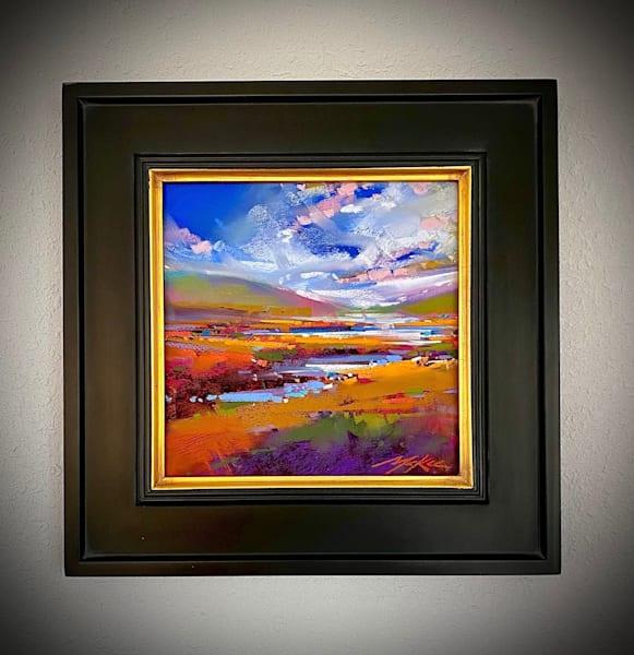 Amber Marsh #4 Art | Michael Mckee Gallery Inc.