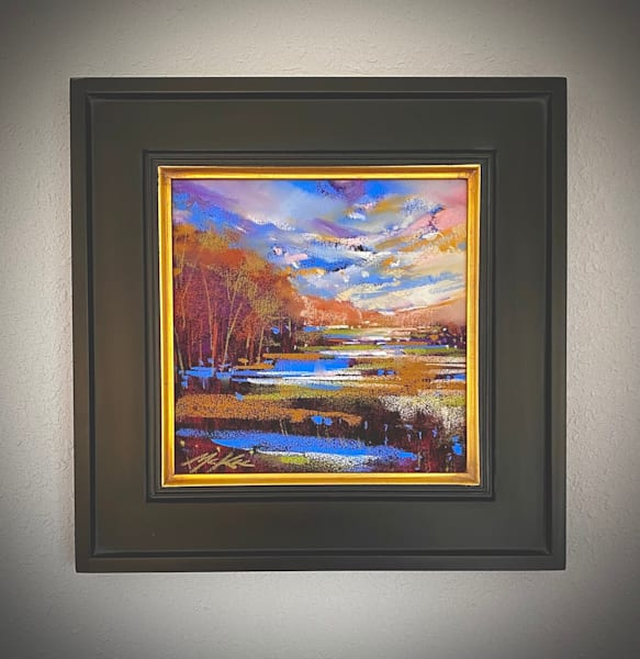 Amber Marsh #5 Art   Michael Mckee Gallery Inc.