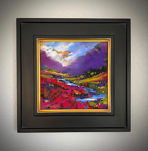 Magenta Marsh #3 | Michael Mckee Gallery Inc.