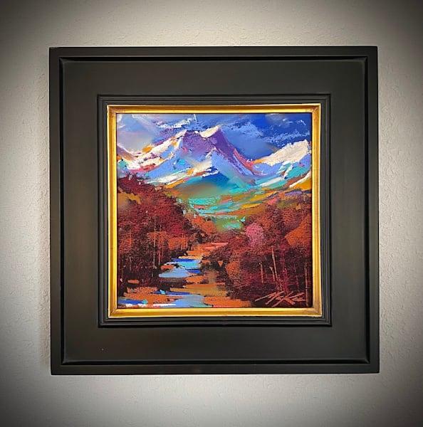 Mountain Meadow #7 Art | Michael Mckee Gallery Inc.