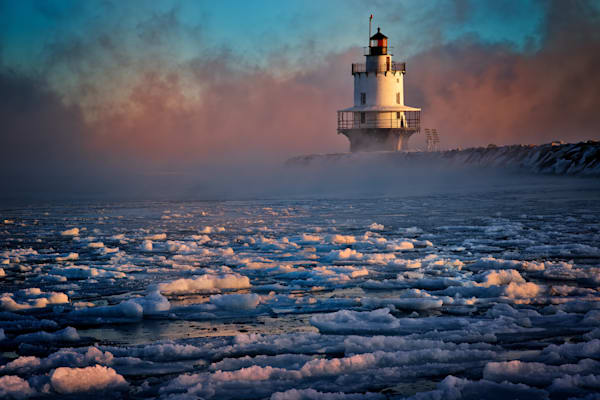Winter at Spring Point | Shop Photography by Rick Berk