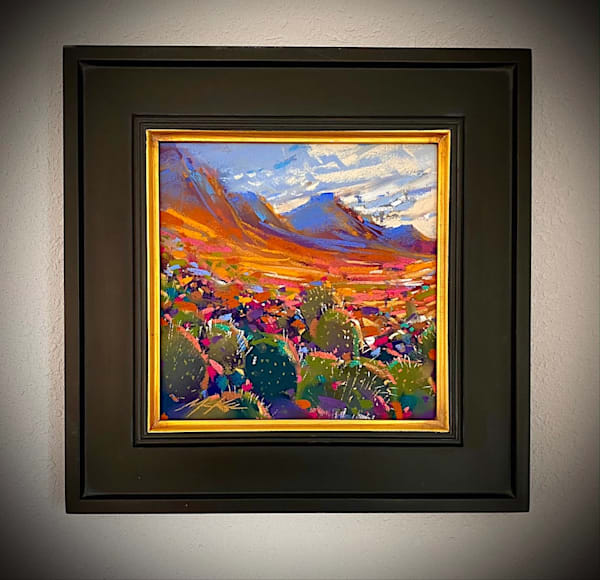 Prickley Pear View Art | Michael Mckee Gallery Inc.