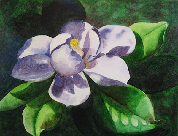 Magnolia Art | Michele Tabor Kimbrough