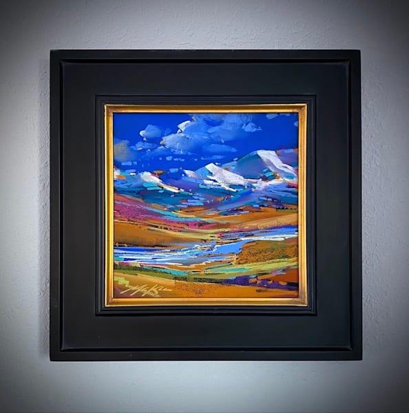 Alpine Blue Art | Michael Mckee Gallery Inc.