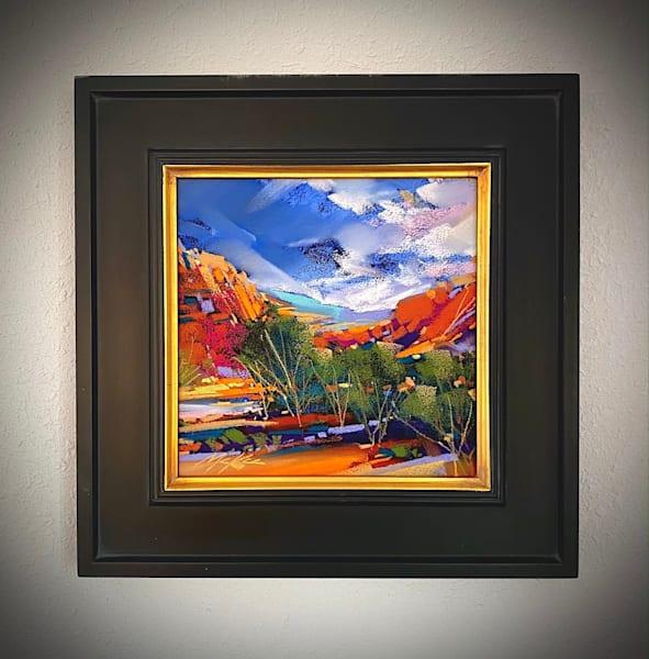 Green Canyon #4 Art   Michael Mckee Gallery Inc.