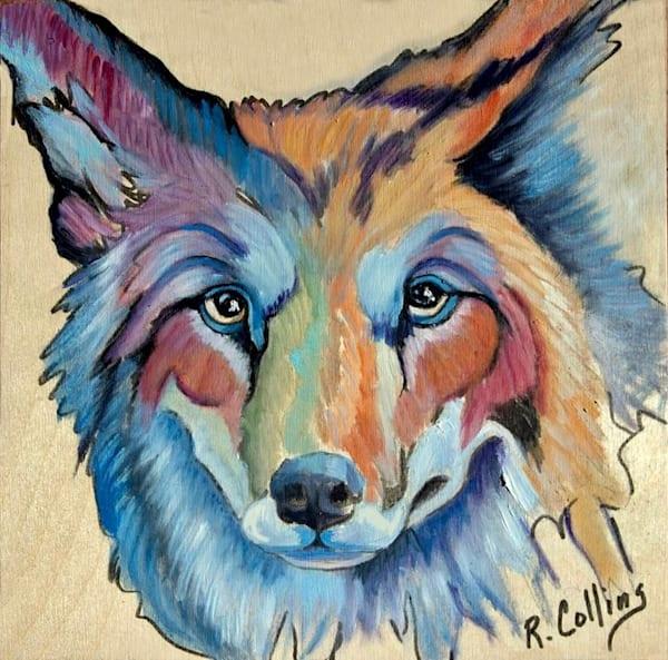 Coyote With Attitude