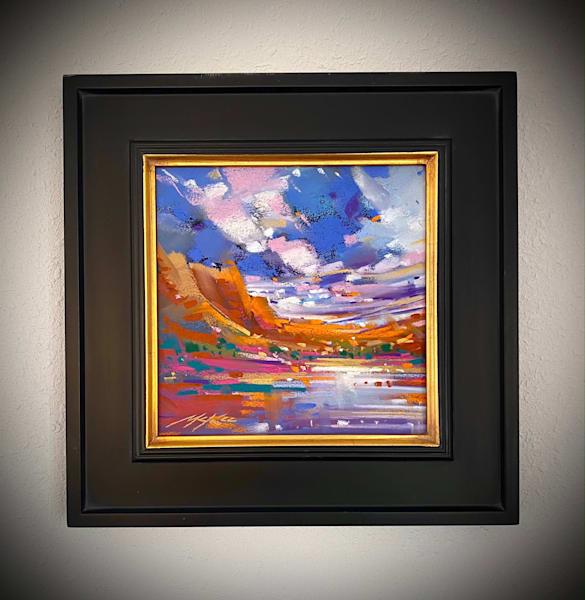 Saguaro Lake Art   Michael Mckee Gallery Inc.