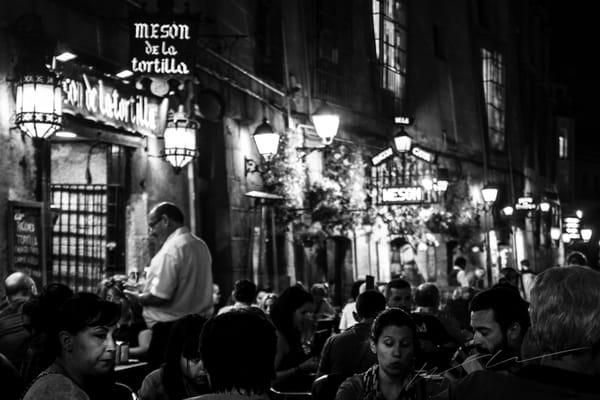 Meson De La Tortilla Photography Art | Harry John Kerker Photo Artist