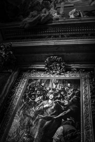 Light On The Greco Photography Art | Harry John Kerker Photo Artist