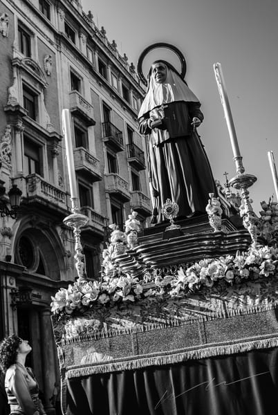 A Saint To Look Up To Photography Art | Harry John Kerker Photo Artist