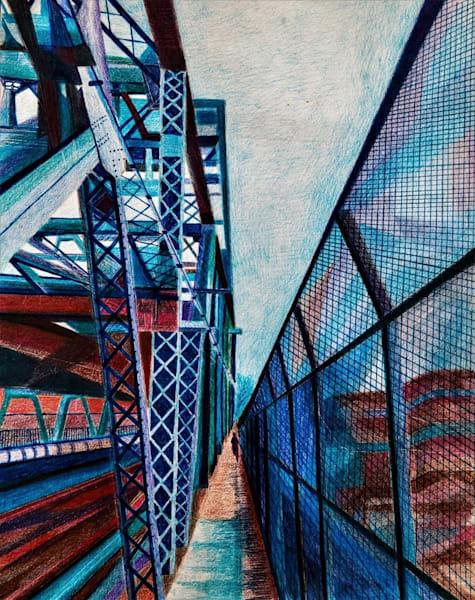 Bridge To Riverale In The Bronx | lencicio