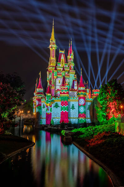 Christmas Scene 3 From Tomorrowland Photography Art | William Drew Photography