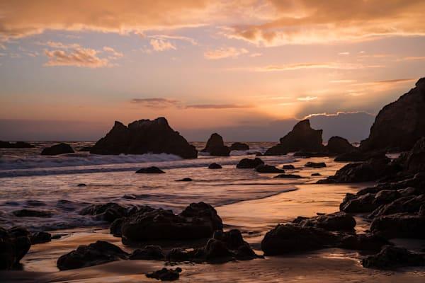 Malibu Sunset I Photography Art | Greg Starnes Phtography