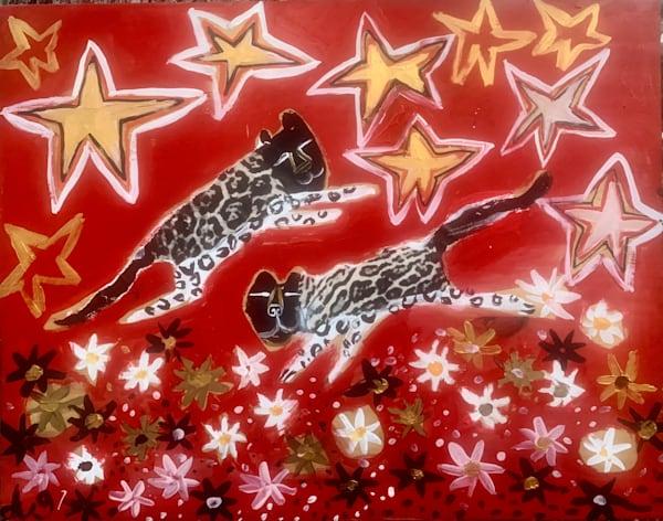 Flying Panthers Art | DuggArt