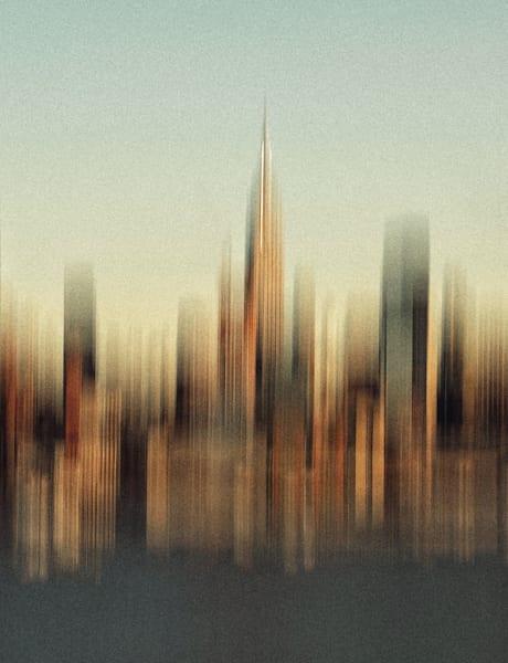 Skyscrapers Art | Danny Johananoff