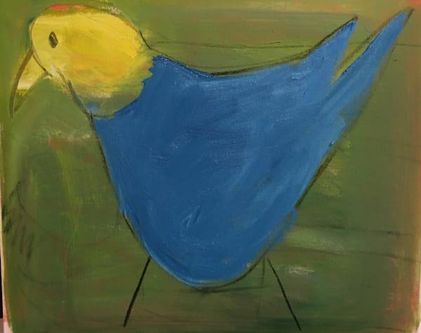 Bluebird (Print) Art   stephengerstman