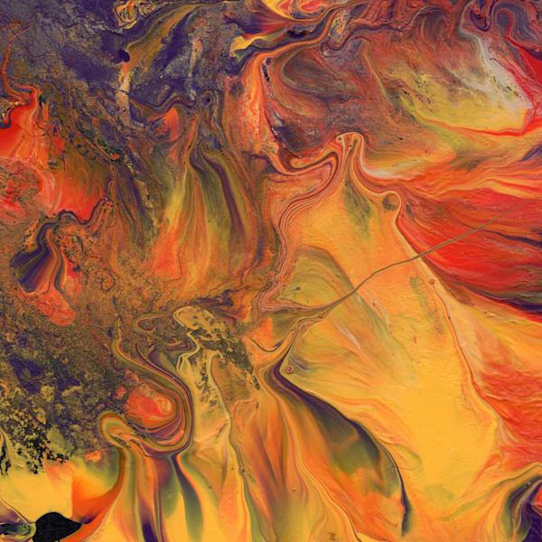 Acid Violets Art | KD Neeley, Artist