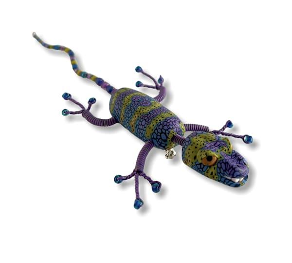 Purple Lizard Pin | smalljoysstudio