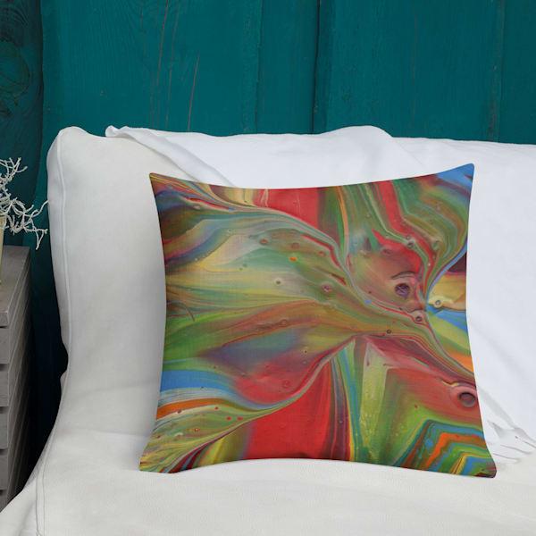 Bird Of Paradise Pillow | KD Neeley, Artist