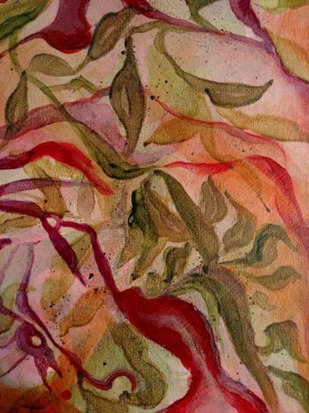 Leafy Art   Dena McKitrick