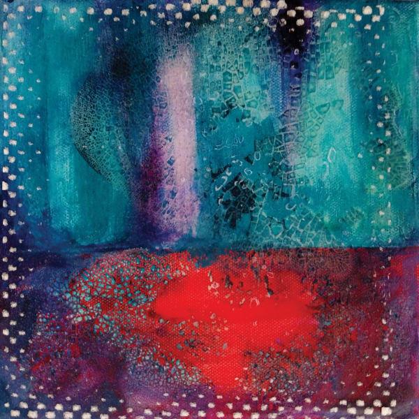 Heart's Tab Art | Dena McKitrick
